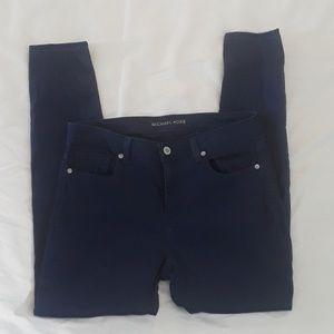 Michael Kors Skinny Blue Jeans